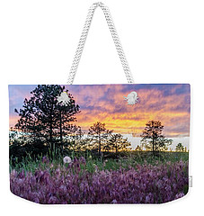 June Color At The Rimrocks Weekender Tote Bag
