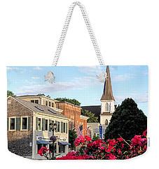 June Roses Downtown Weekender Tote Bag