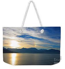 Juneau, Alaska Weekender Tote Bag