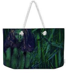 Jungle Fairy Weekender Tote Bag