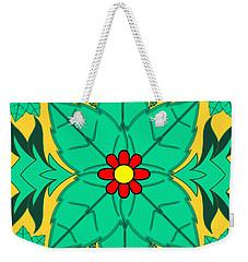 Jungle Mania Weekender Tote Bag