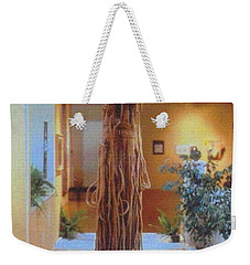 Jungle Spirit Weekender Tote Bag