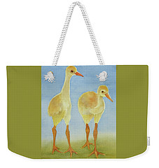 Junior Birdmen Weekender Tote Bag