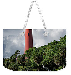 Jupiter Inlet Lighthouse Weekender Tote Bag