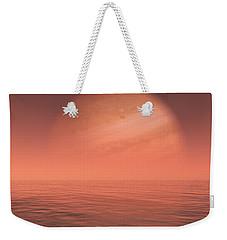 Jupiter Weekender Tote Bag