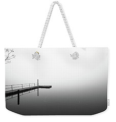 Just A Dream And The Wind To Carry Me Weekender Tote Bag by Wade Brooks