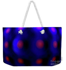 Weekender Tote Bag featuring the digital art Just A Dream by Wendy Wilton