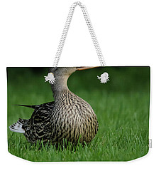Just A Happy Duck Weekender Tote Bag