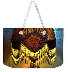 Just A Lamp In The Bar Weekender Tote Bag
