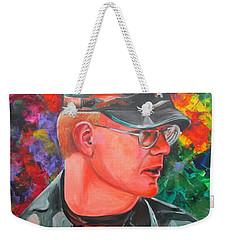 Just A Soldier Weekender Tote Bag