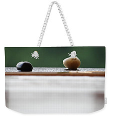 Just A Stones Throw Away Weekender Tote Bag