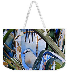 Just Being Weekender Tote Bag