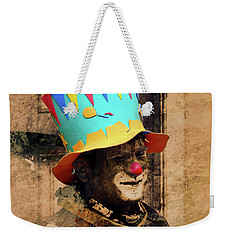 Just Clowning Around II Weekender Tote Bag