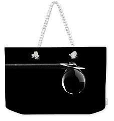 Just Eat The Apple Weekender Tote Bag