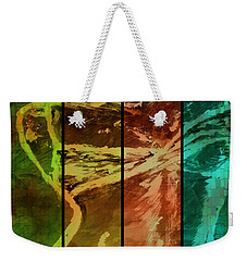 Just Female Weekender Tote Bag