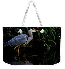 Just Fishing Weekender Tote Bag