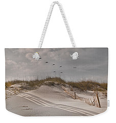 Just For You Outer Banks Nc Weekender Tote Bag by Betsy Knapp