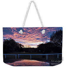Just Had To Stop Weekender Tote Bag