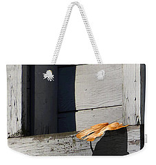 Weekender Tote Bag featuring the photograph Just Hanging by I'ina Van Lawick