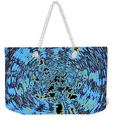 Weekender Tote Bag featuring the photograph Just Jack  by Tony Beck
