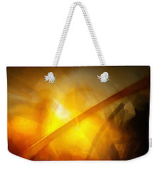 Just Light Weekender Tote Bag