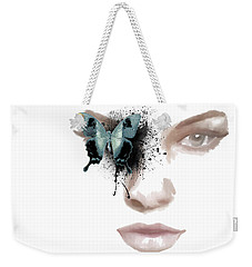 Just Like The Butterfly Weekender Tote Bag