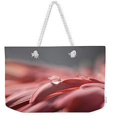 Just One Drop Weekender Tote Bag