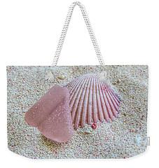 Just Pink  Weekender Tote Bag