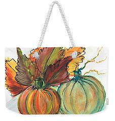 Just Pumpkins Weekender Tote Bag