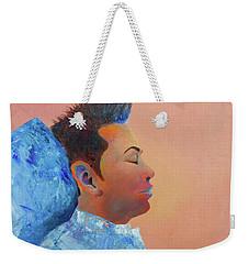 Just Relax Weekender Tote Bag