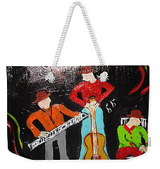 Just Rippin It Weekender Tote Bag by Sharyn Winters