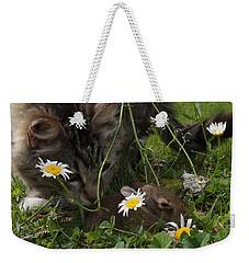 Just Say No Weekender Tote Bag by Bill Stephens