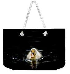 Just Swimming Weekender Tote Bag