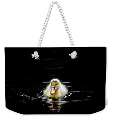 Just Swimming Weekender Tote Bag