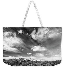 Just The Clouds Weekender Tote Bag