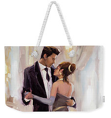 Just The Two Of Us Weekender Tote Bag