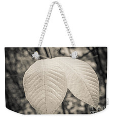 Just Two Left Weekender Tote Bag
