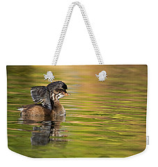 Just Wanna Be Free Weekender Tote Bag by Sue Cullumber