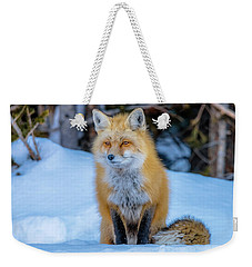 Just Watching Weekender Tote Bag