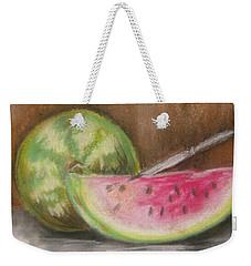 Just Watermelon Weekender Tote Bag
