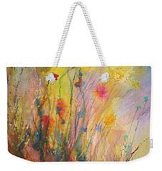 Just Weeds Weekender Tote Bag