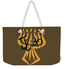 Juuuuuuudah Weekender Tote Bag