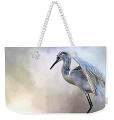 Juvenile Heron Weekender Tote Bag