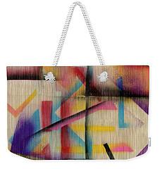 Juxtaposition - A Weekender Tote Bag