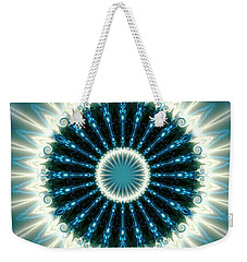 Jyoti Ahau 101 Weekender Tote Bag by Robert Thalmeier