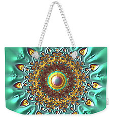 Jyoti Ahau 178 Weekender Tote Bag by Robert Thalmeier