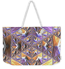 Jyoti Ahau 179 Weekender Tote Bag by Robert Thalmeier