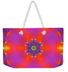 Jyoti Ahau 182 Weekender Tote Bag by Robert Thalmeier