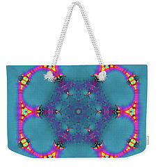 Jyoti Ahau 183 Weekender Tote Bag by Robert Thalmeier