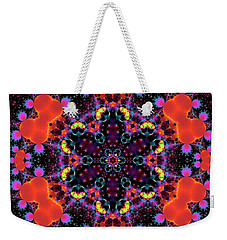 Jyoti Ahau 185 Weekender Tote Bag by Robert Thalmeier